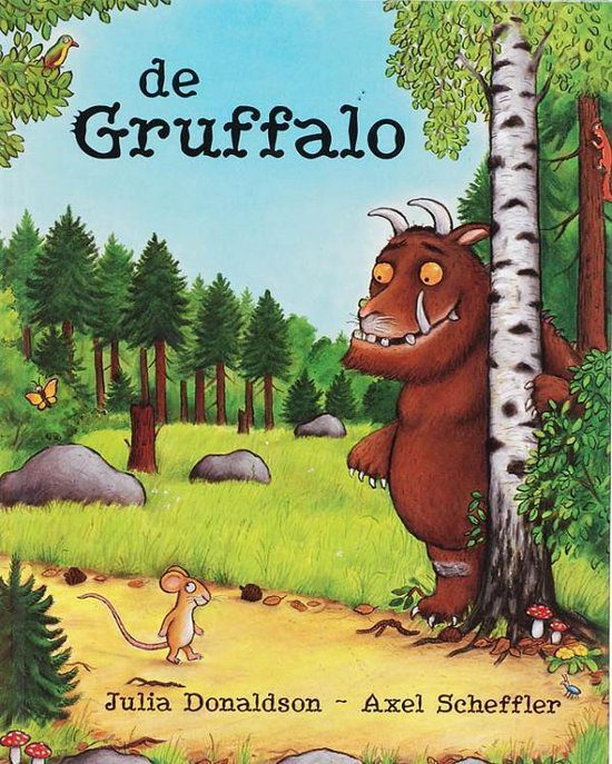 gruffalo voorlezen peuter
