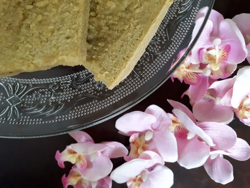 matcha cake recept