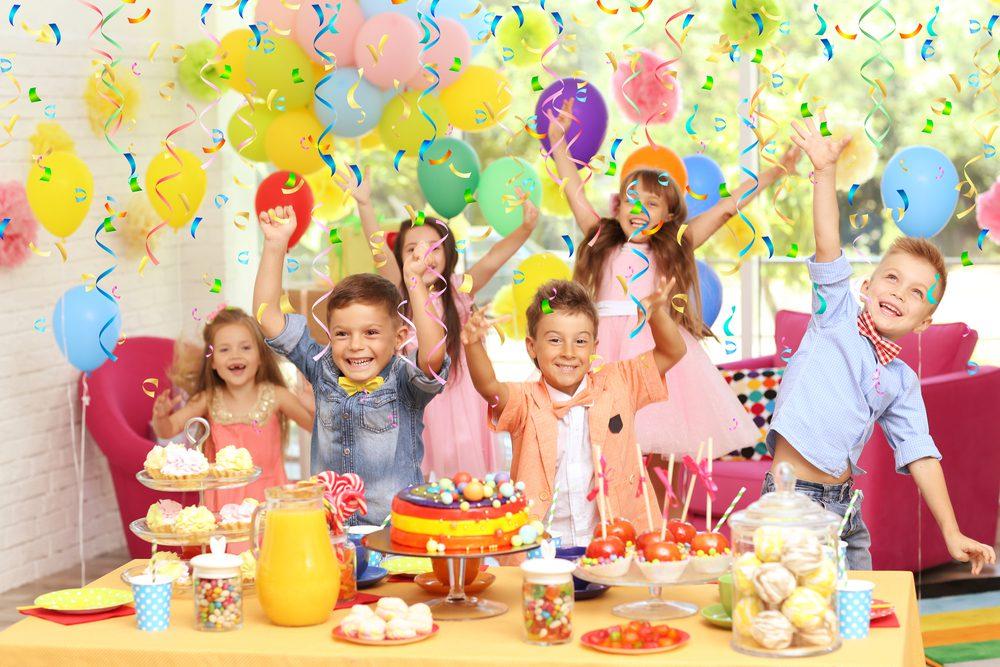 geen zin meer in alle kinderfeestjes verjaardagen drukte