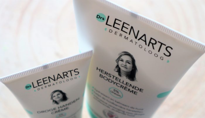 drs leenarts herstellende body creme review