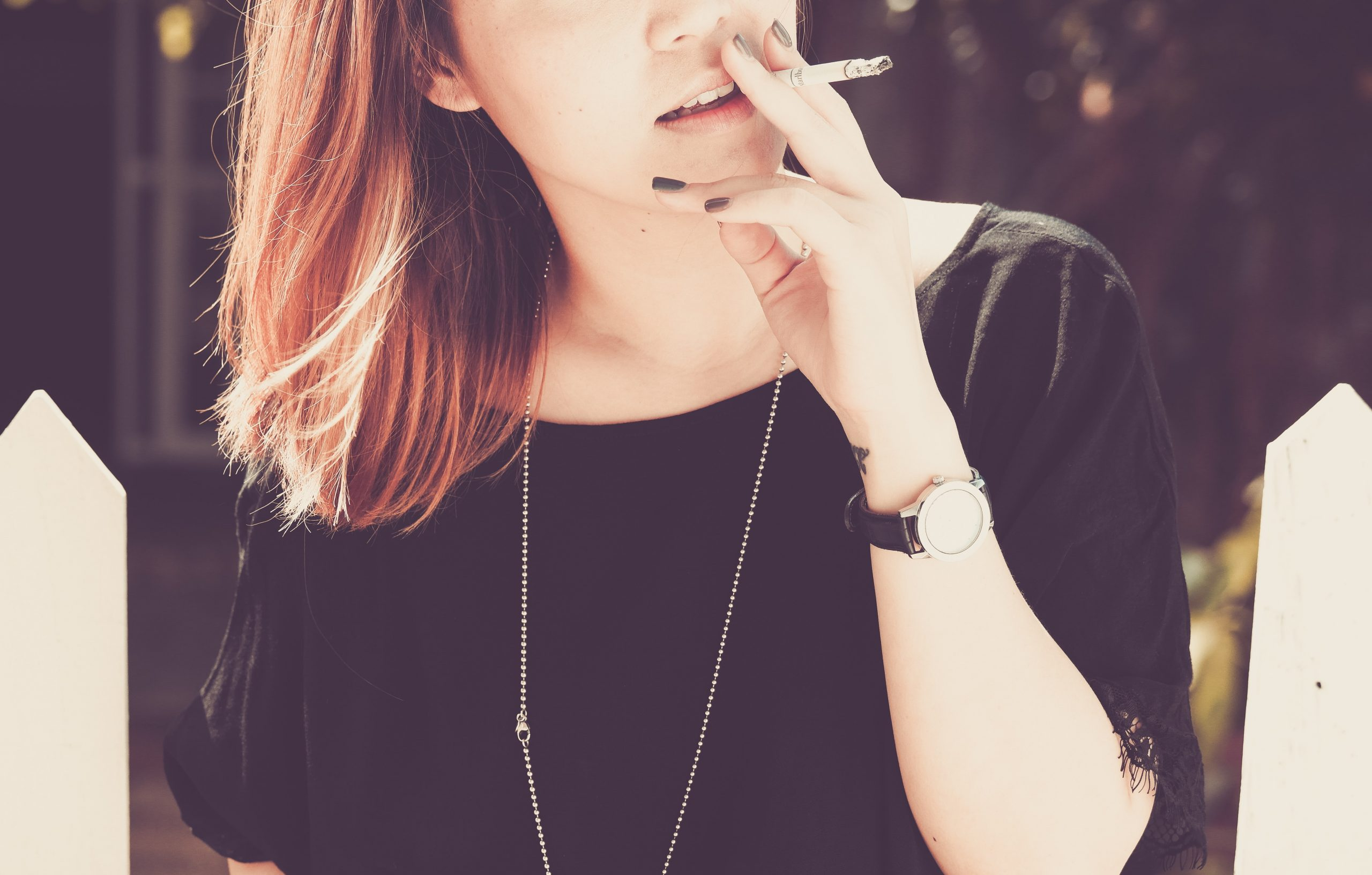 eeuwige roker
