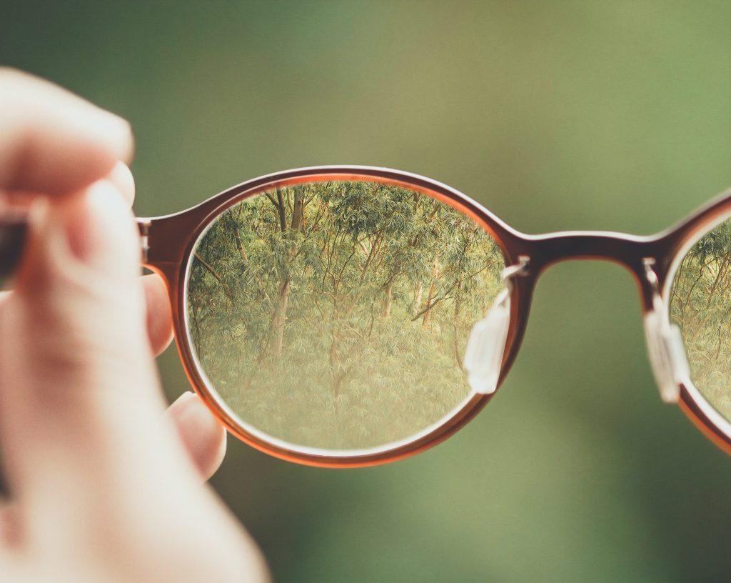 kind moet een bril waarop letten