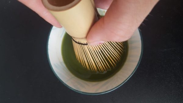 maak matcha thee how to