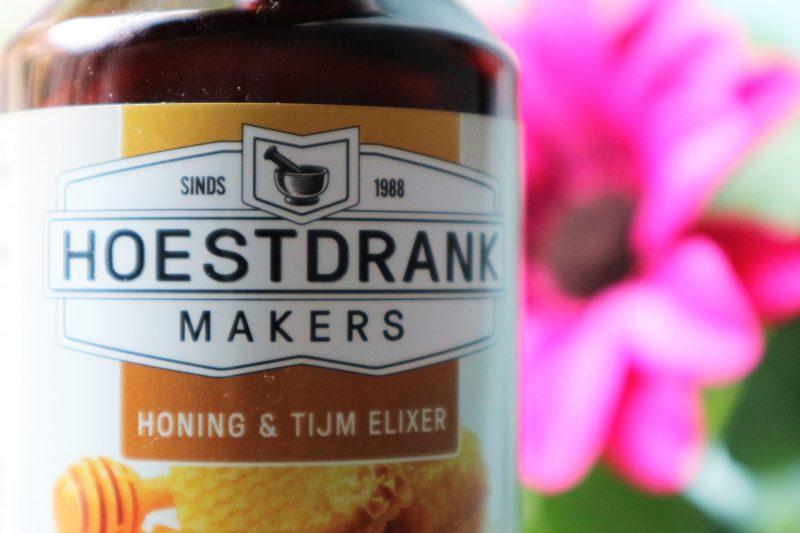 review honing & tijm elixer hoestdrankmakers