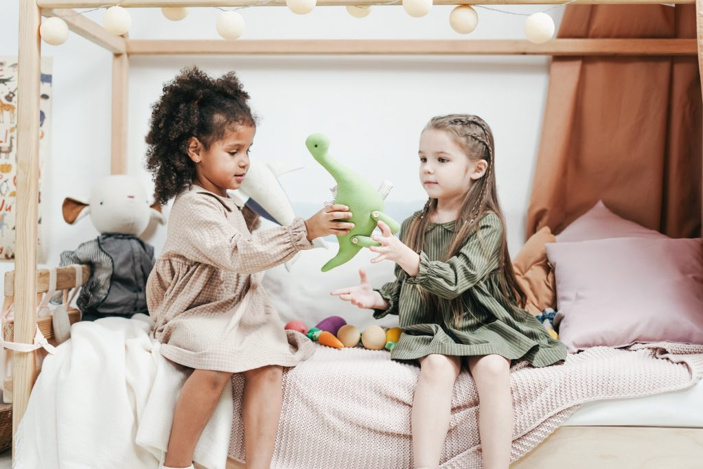 samen spelen kleuter leeftijd ontwikkeling