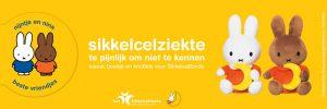 actie Nijntje voor sikkelcelziekte