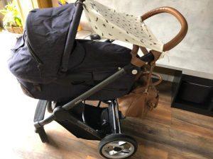 dooky cover bescherming baby review
