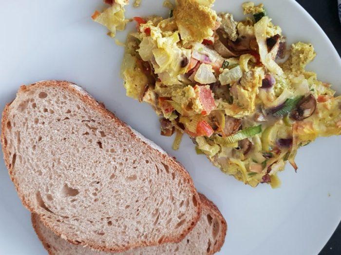 groente omelet puur natuur groente