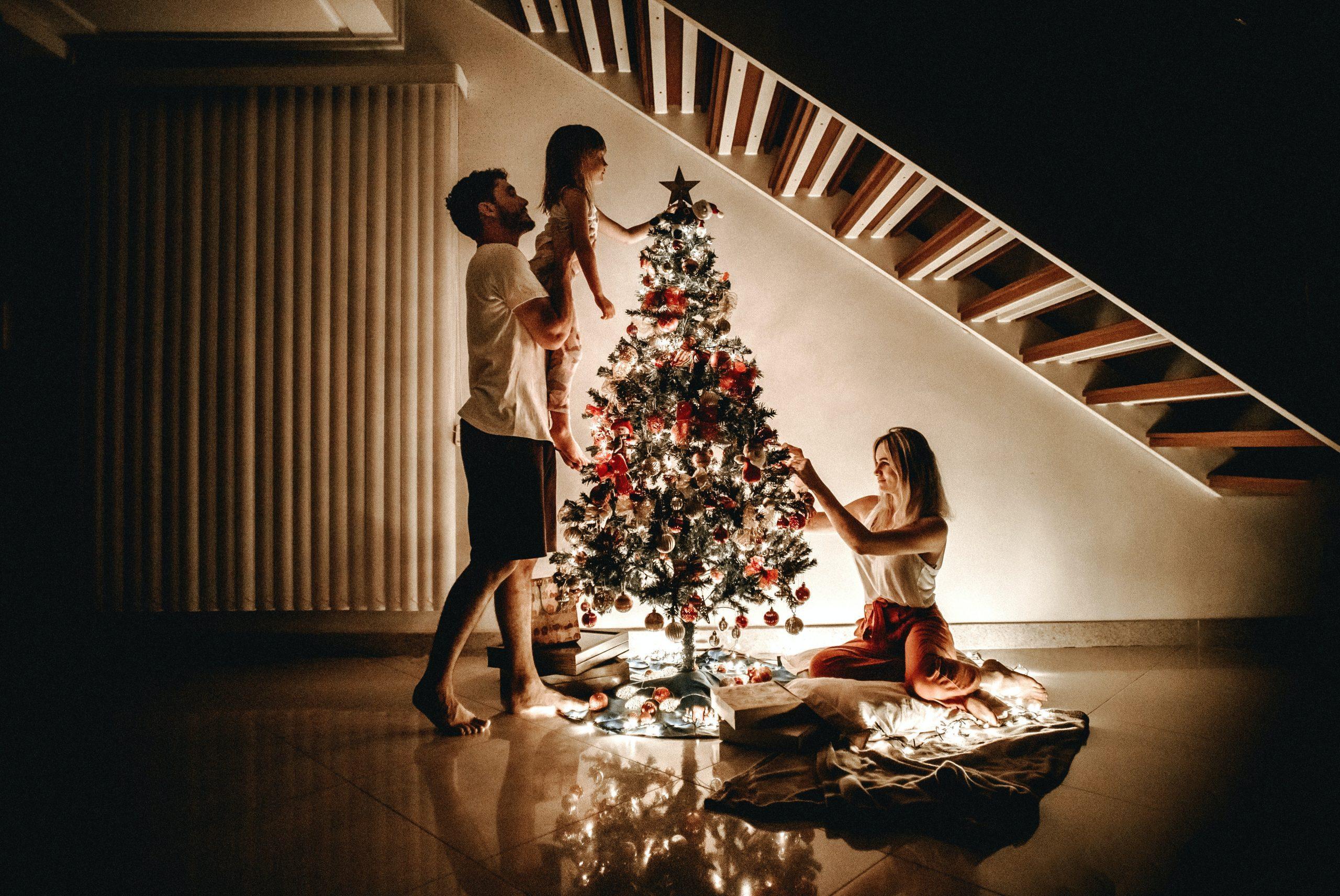 kerstmis na scheiding oplossingen