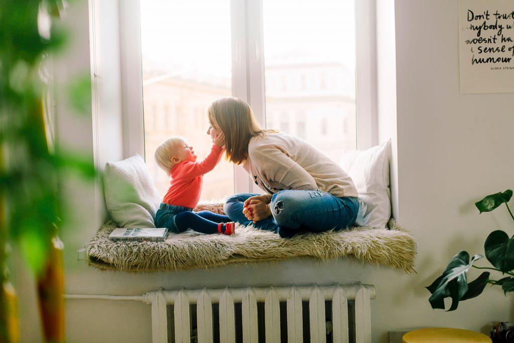kind laten wennen aan samengesteld gezin