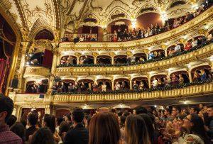 ergernissen in het theater etiquette