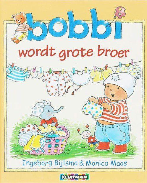 kind voorbereiden broertje zusje Bobbi wordt grote broer