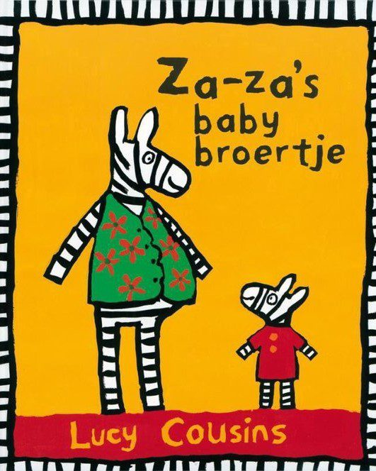 kind voorbereiden broertje zusje Zaza's baby broertje