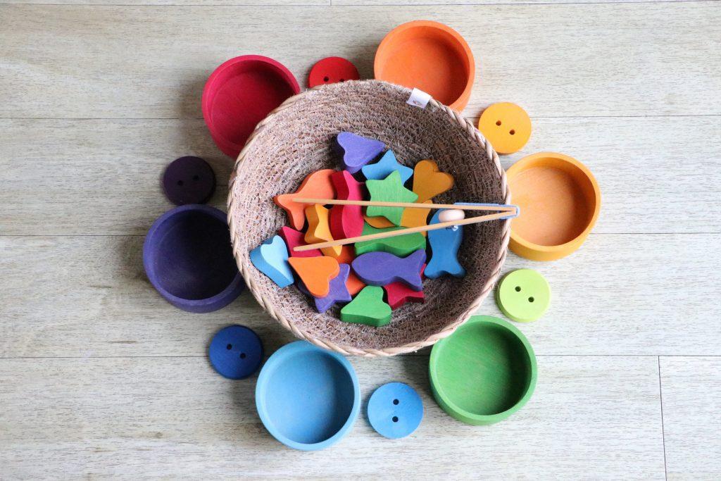 minimaliseren speelgoed tips