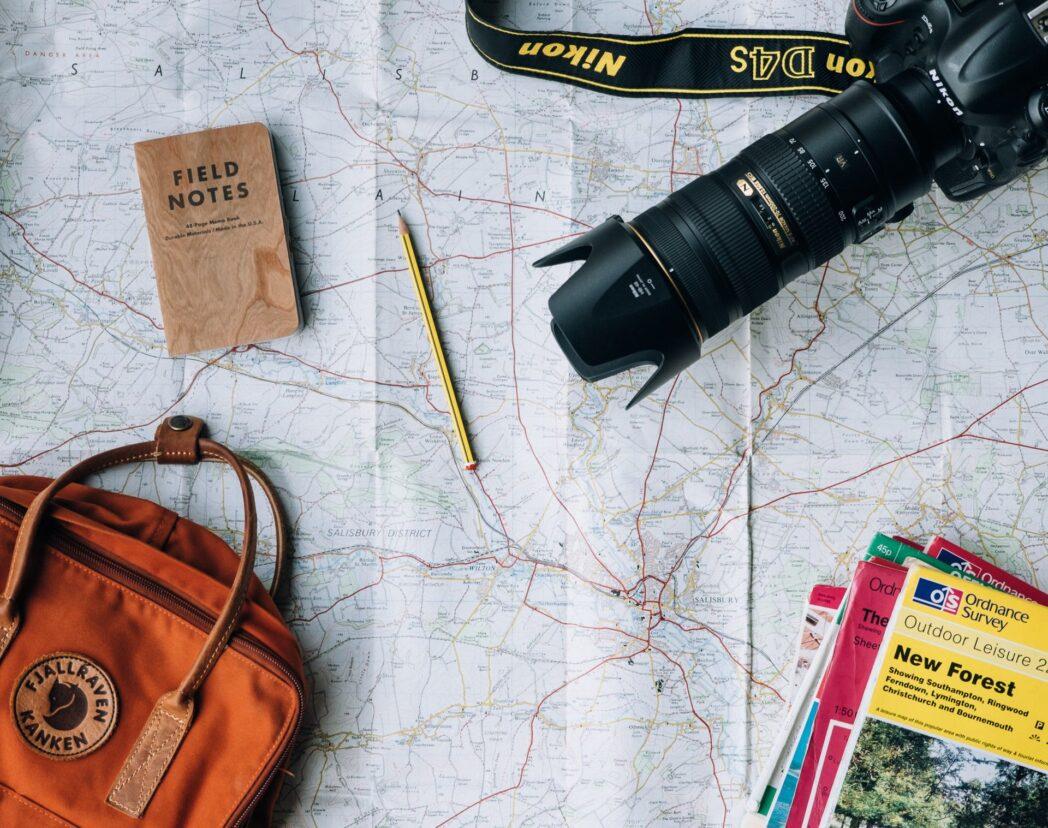 op reis met tiener