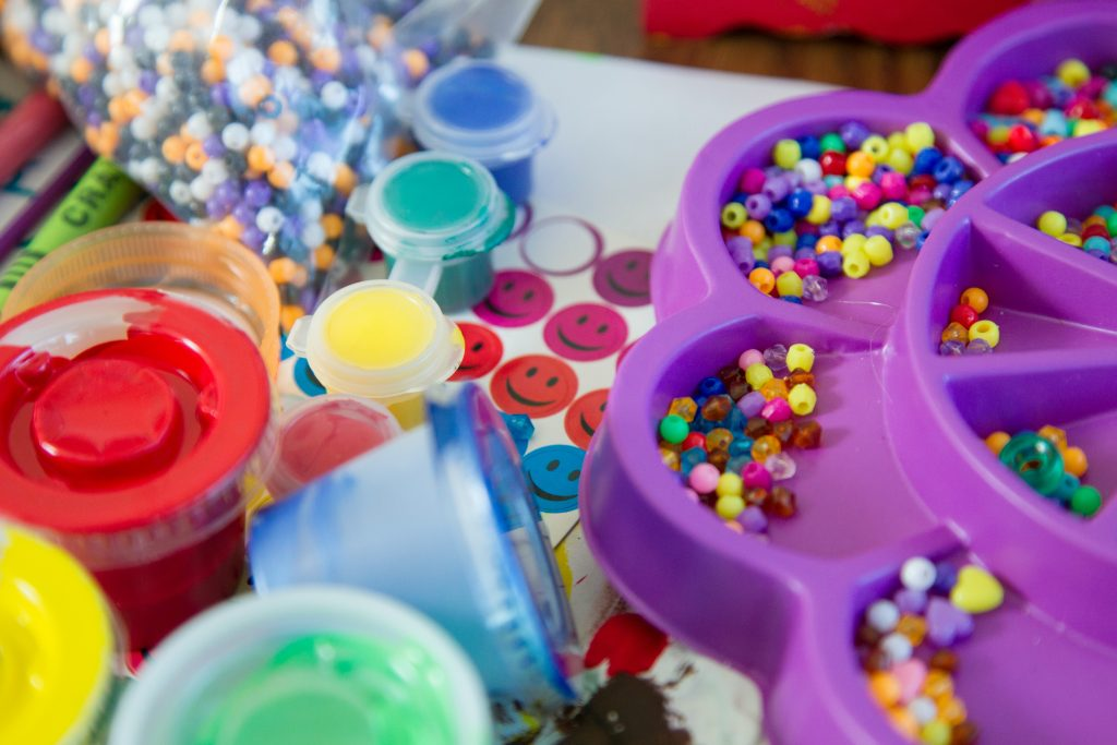 speelgoed minimaliseren