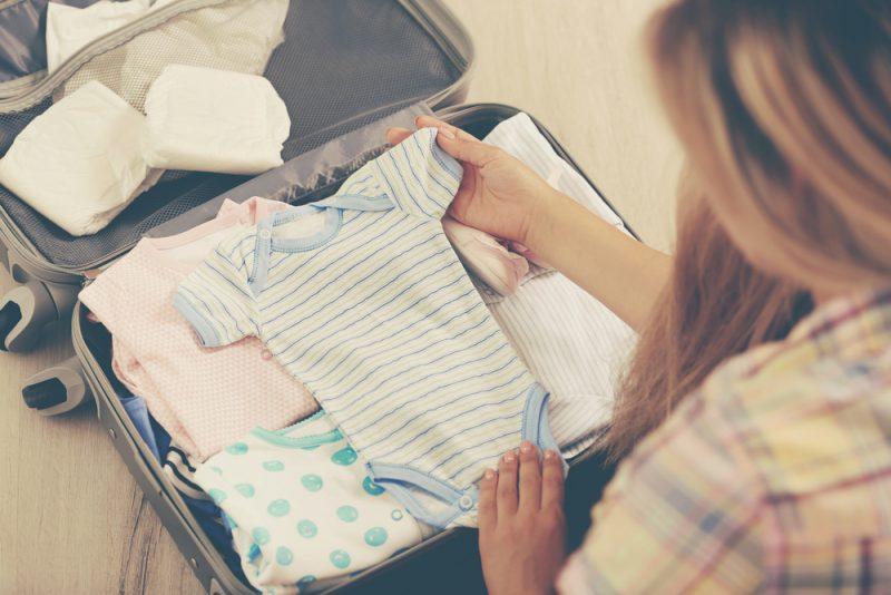 wat stop je in vluchtkoffer checklist wanneer klaar staan