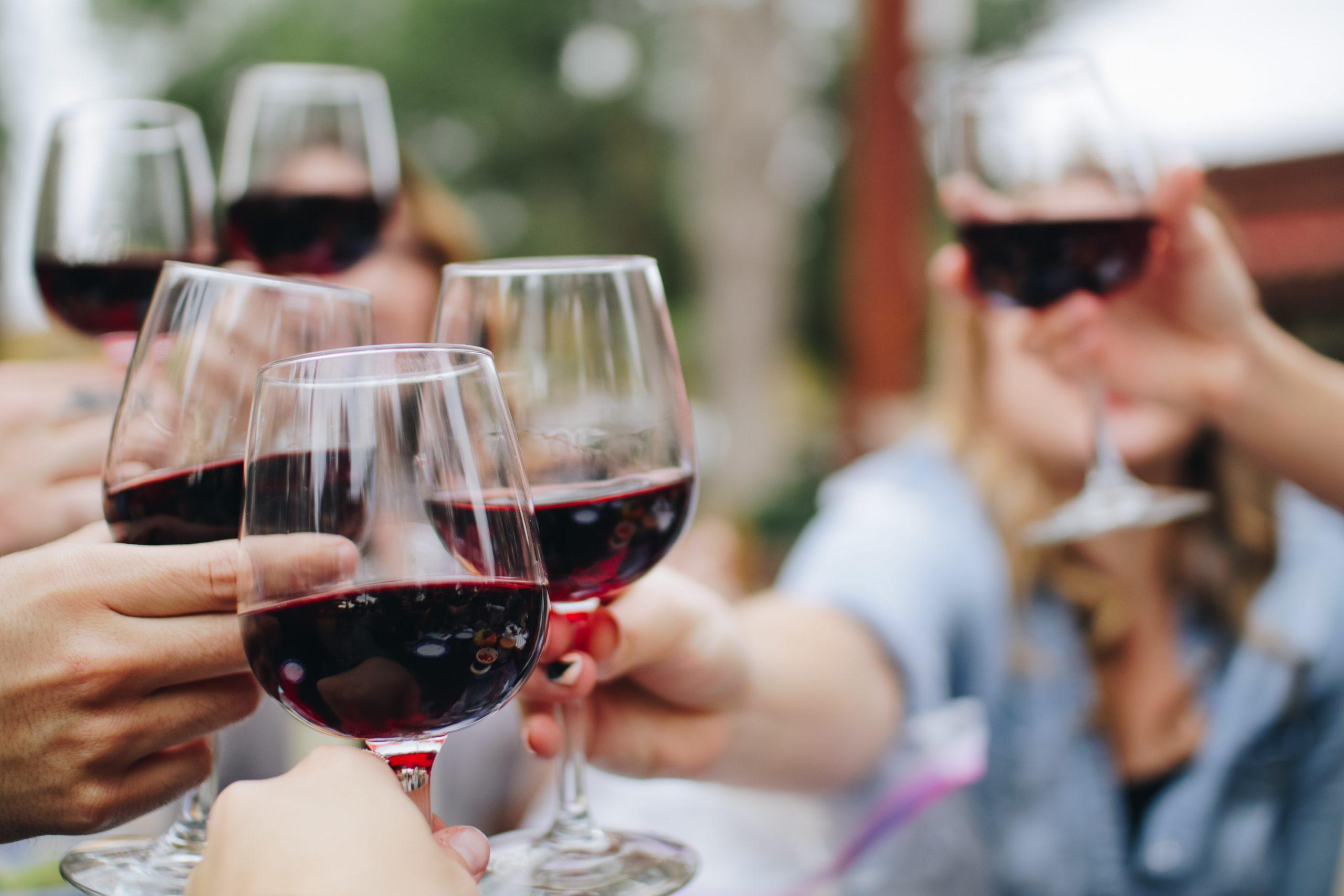 wijn alcohol weigeren zwangerschap smoesjes