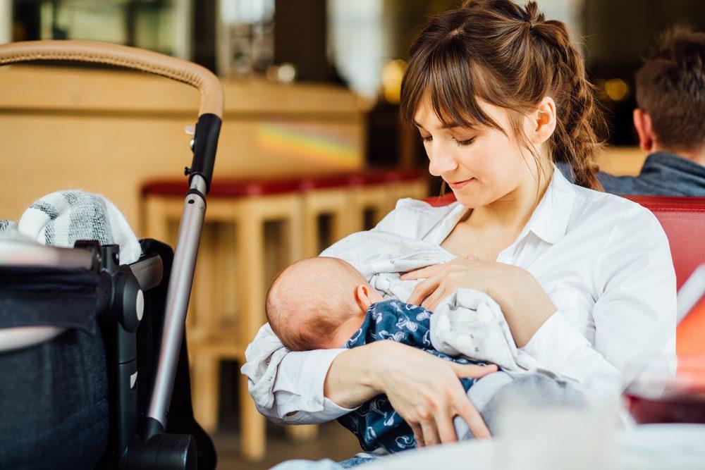 borstvoeding geven openbaar maatschappij