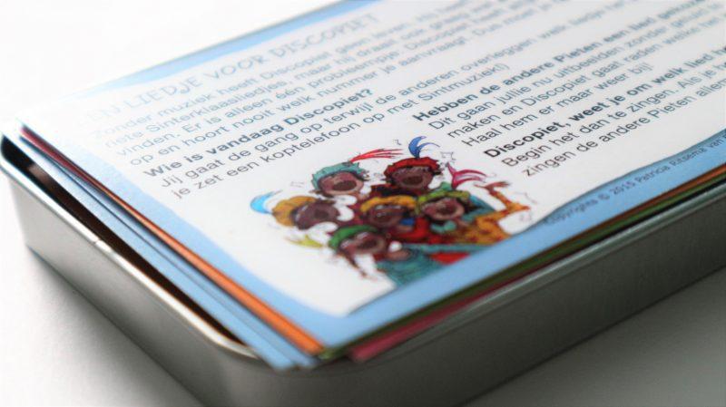 kaarten sinterklaas surprisespel review