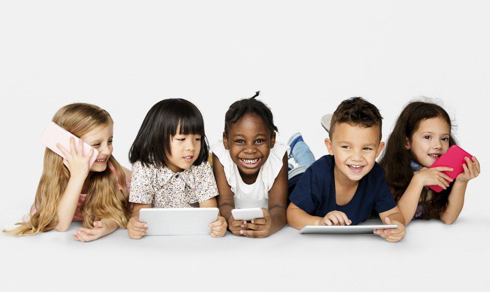 welke telefoon geef je je kind eerste mobiel