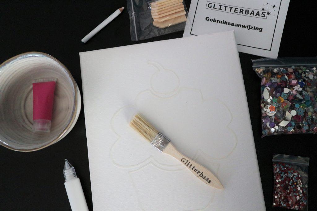 Glitterbaas pakket review