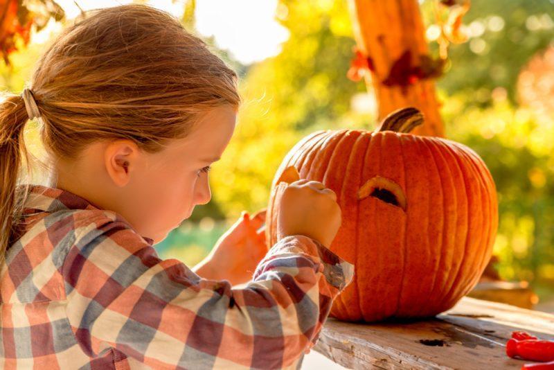 Halloween leuke simpele knutsel tips