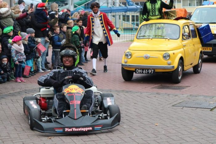 Piet Verstappen landgoed sinterklaas duinrell magische pietenparade