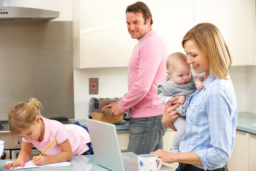 aandacht verdelen meerdere kinderen oplossing tips