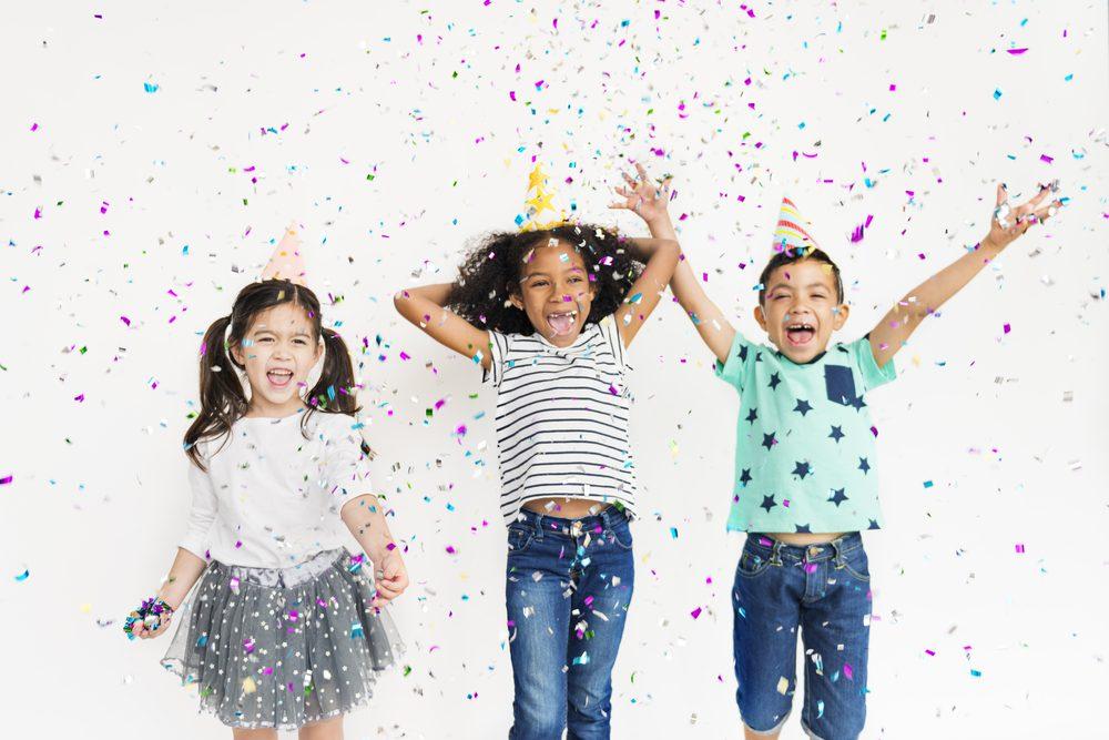 hoe organiseer je een kinderfeestje