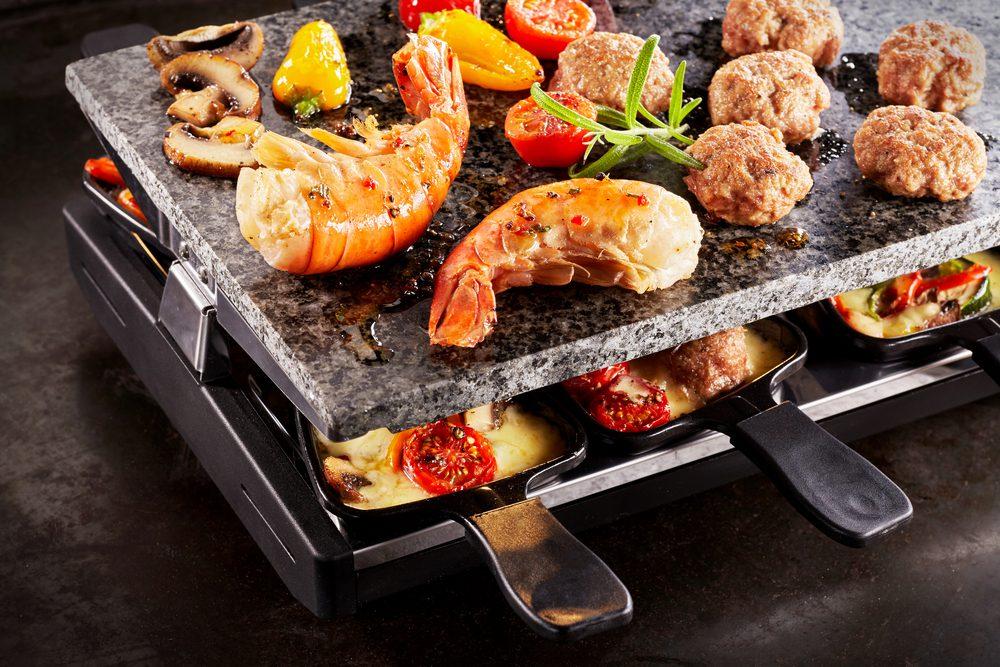 wat doe je op gourmet opties vlees vis fruit groenten paddenstoelen vegetarisch vegan hapjes