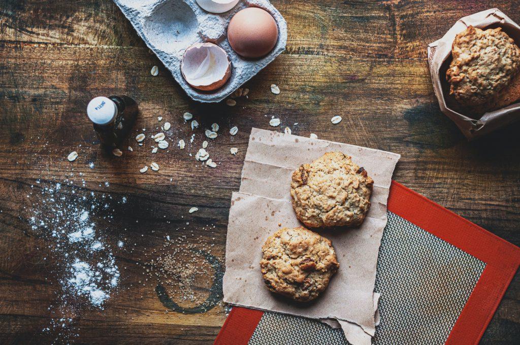 lekkere lichte snacks lente voorbeelden inspiratie