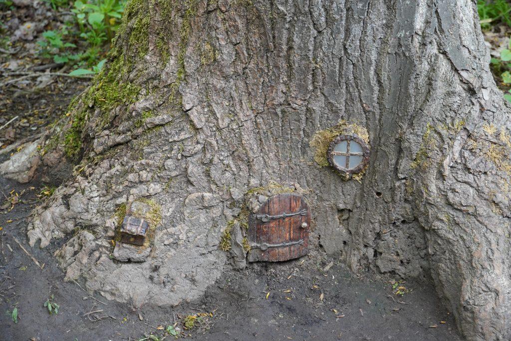 elfjesbos huisjes elfendeurtjes dordrecht de elzen