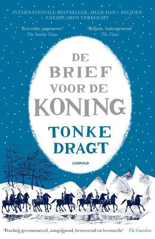 de brief voor de koning tonke dragt review serie boek