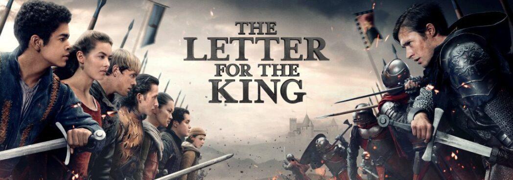 the letter for the king boek vs serie netflix