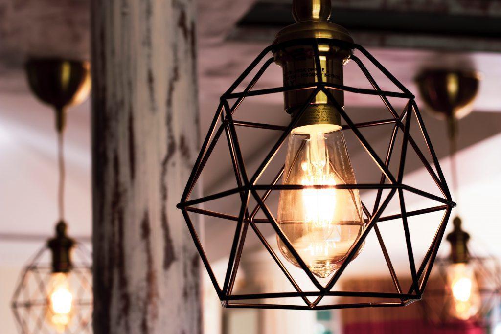 verschil sfeerverlichting accentverlichting basisverlichting lichtplan