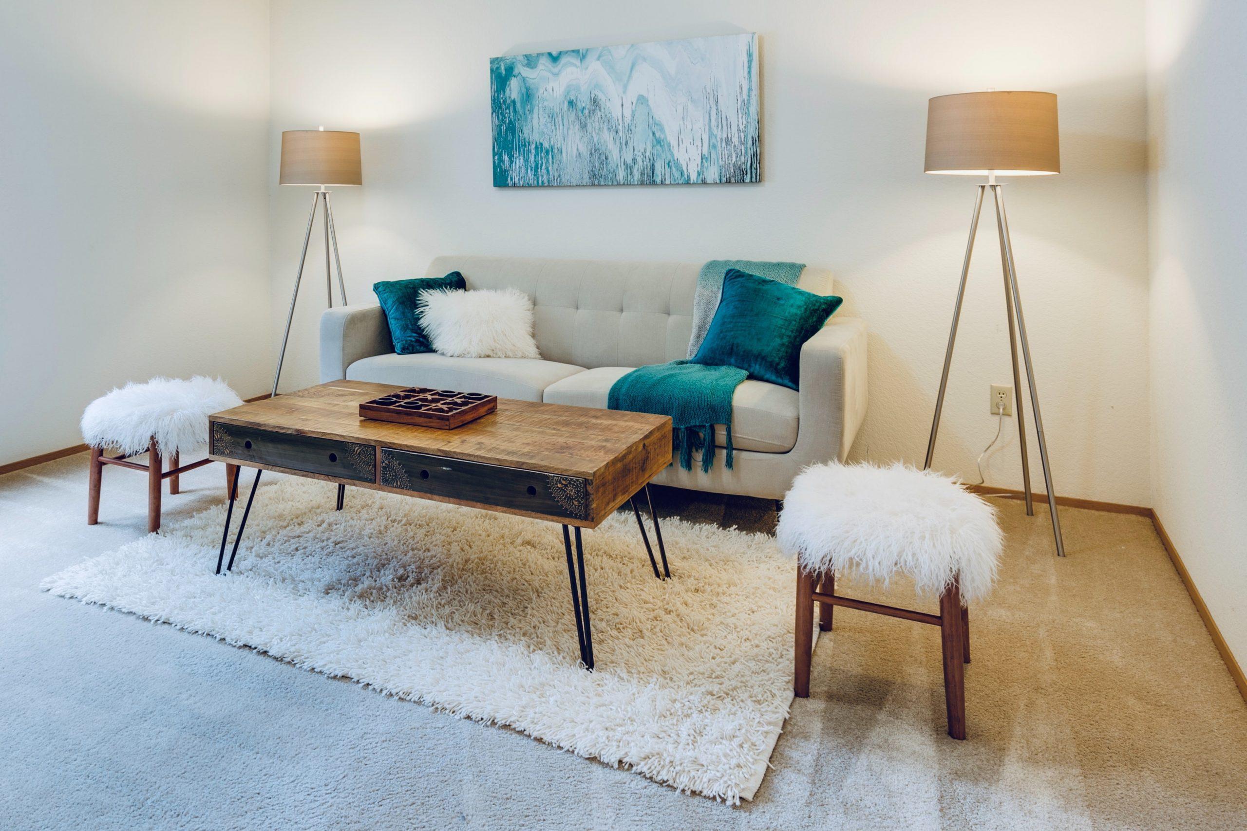 beste plekken vloerlamp woonkamer