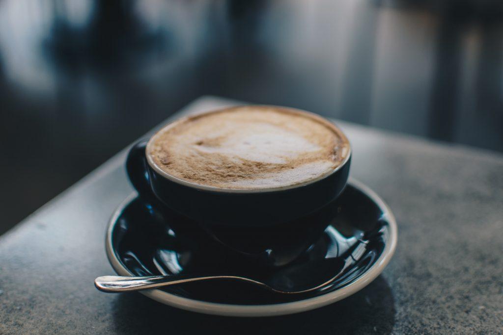 waarom worden we blij van koffie