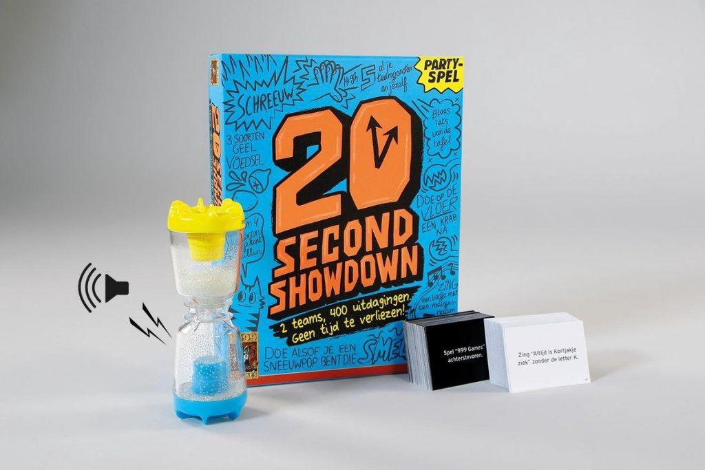 20 second showdown review