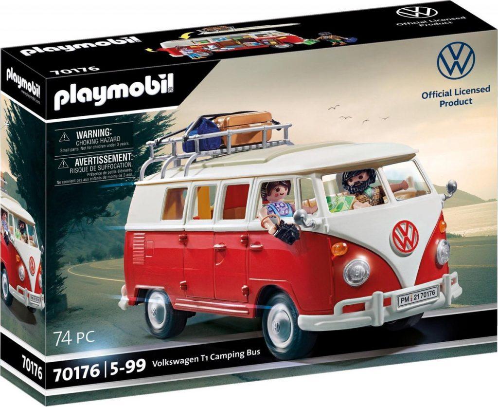 Speelgoed van het jaar 2021 VW T1 Campingbus Playmobil