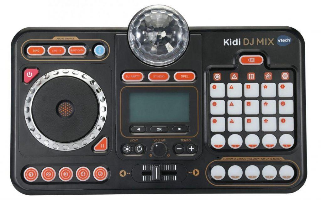 Speelgoed van het jaar 2021 kidi dj mix vtech 6-7 jaar