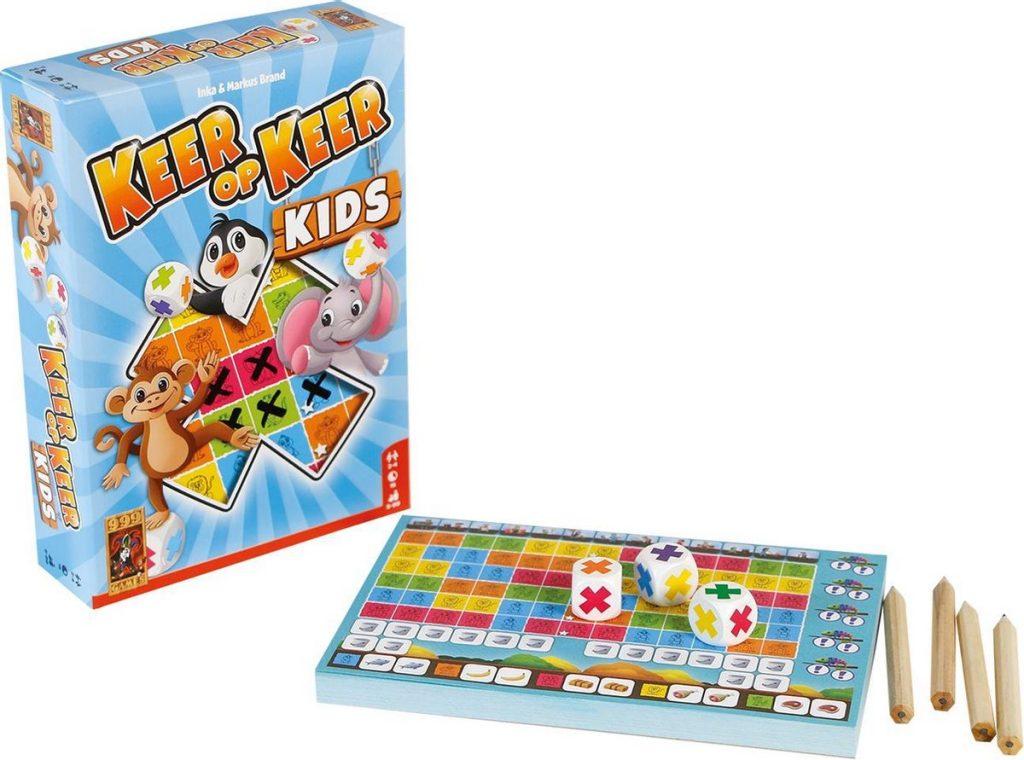 Keer op Keer Kids 999 Games review