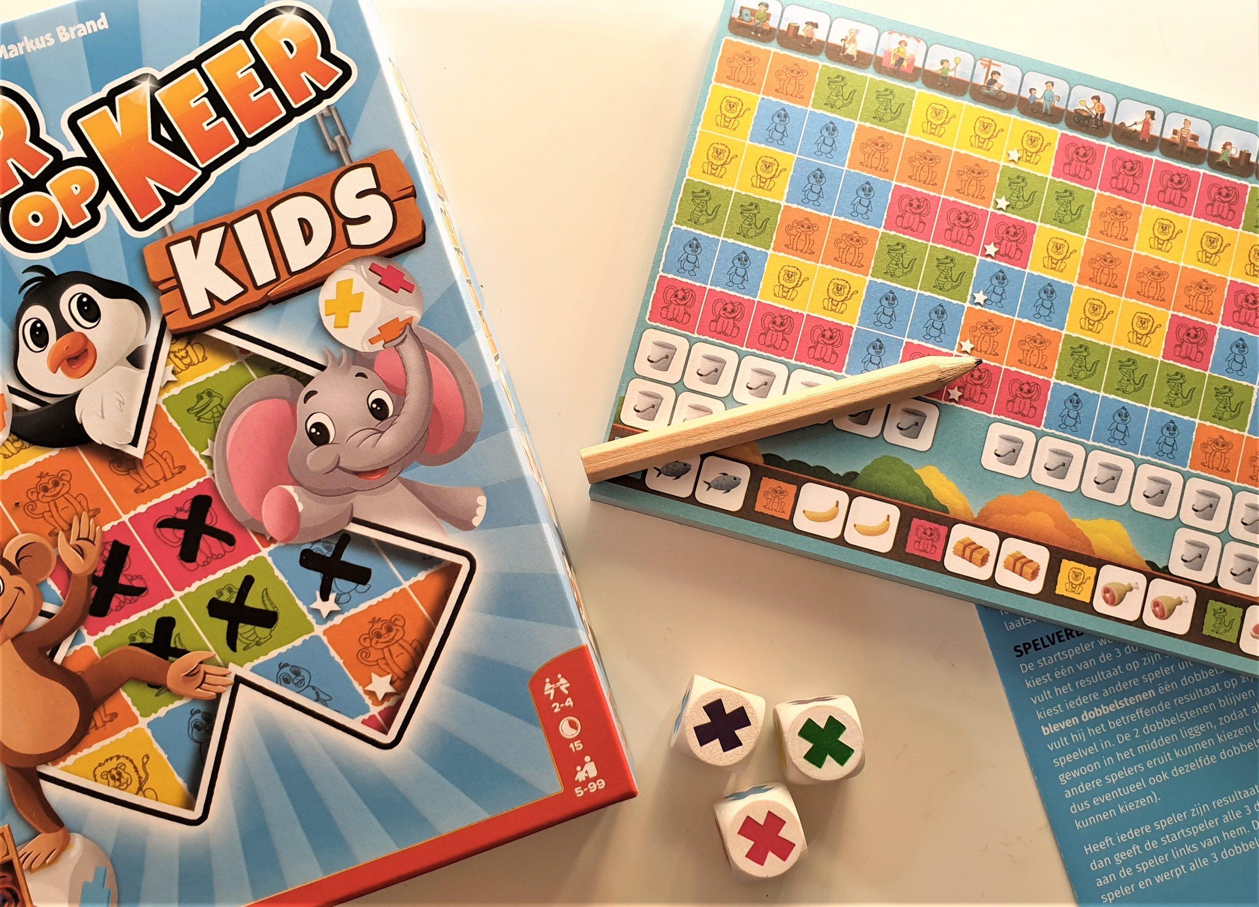 review Keer op keer kids 999 games speelgoed van het jaar